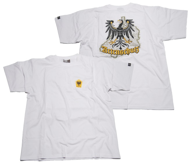 Skaldenburg T-Shirt Pruzzenland/Artenschutz