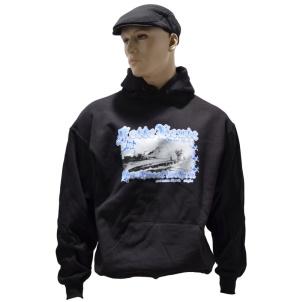 Kapuzensweatshirt Fette Beute - Hochseefischen G59