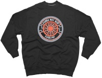 Sweatshirt Punks Not Red II G540