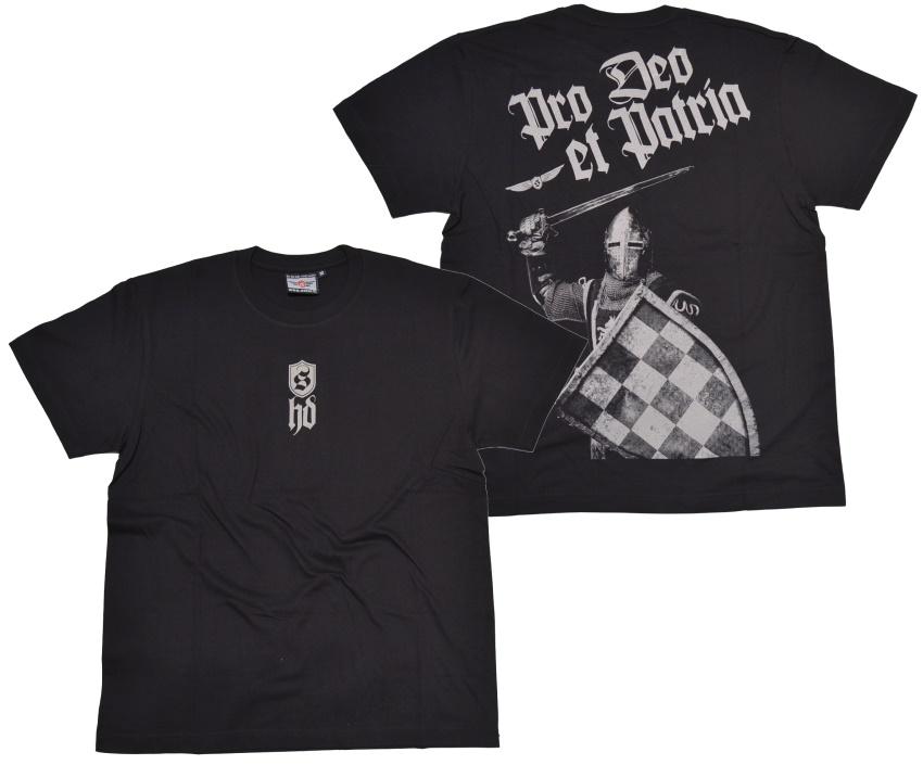 Sokol HD T-Shirt Pro Deo Et Patria
