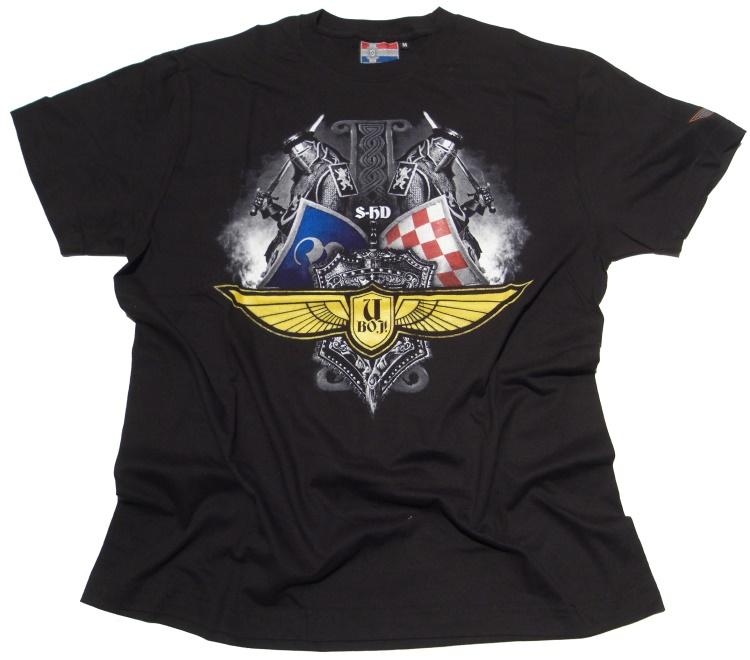 Sokol HD T-Shirt U Boj