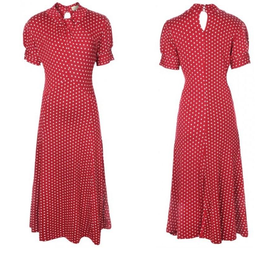 Kleid 30iger Jahre Amie