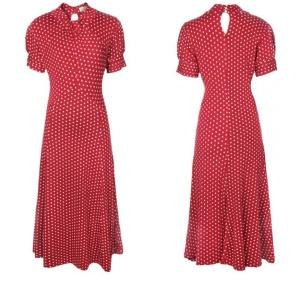 Vintagekleid 30iger Jahre Amie