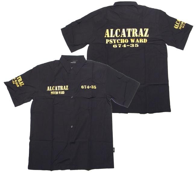 Workerhemd Alcatraz Living Dead Souls