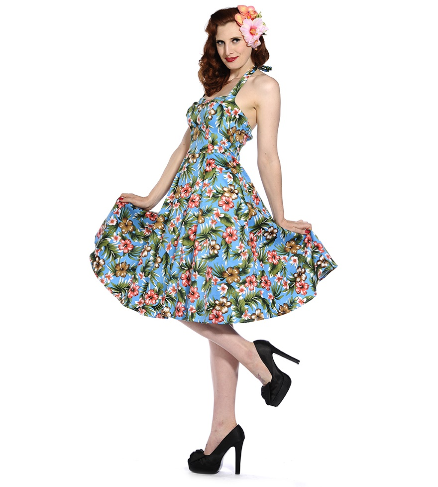 Rockabilly Kleid Alternative Wear Banned