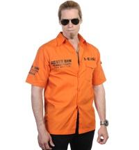 Workerhemd Deathrow Banned Alternativ Wear