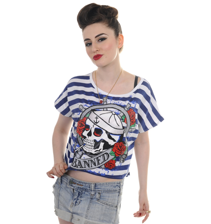 Girl Shirt Banned
