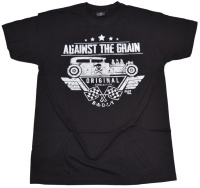 Badly T-Shirt Against The Grain