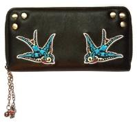 Geldbrieftasche Schwalben Alternative Wear