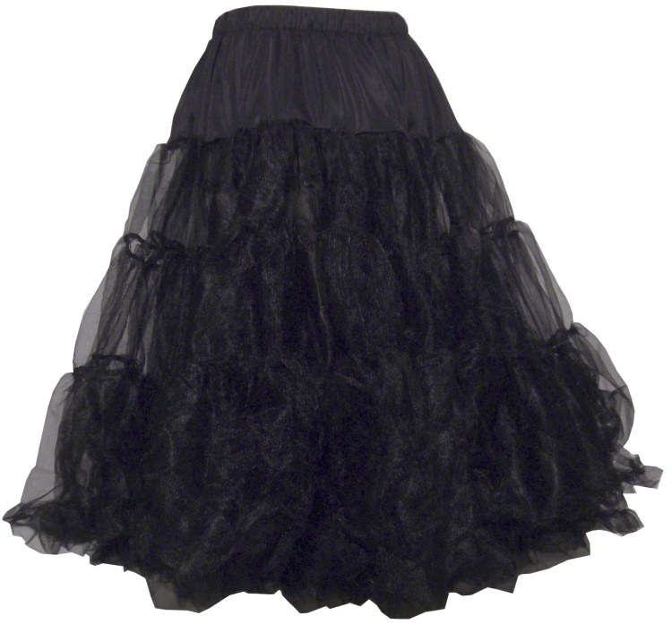 Petticoat long Collectif