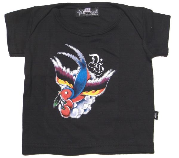 Baby Shirt Schwalbe