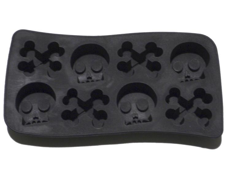 Eisw�rfelform Skull + Crossbone
