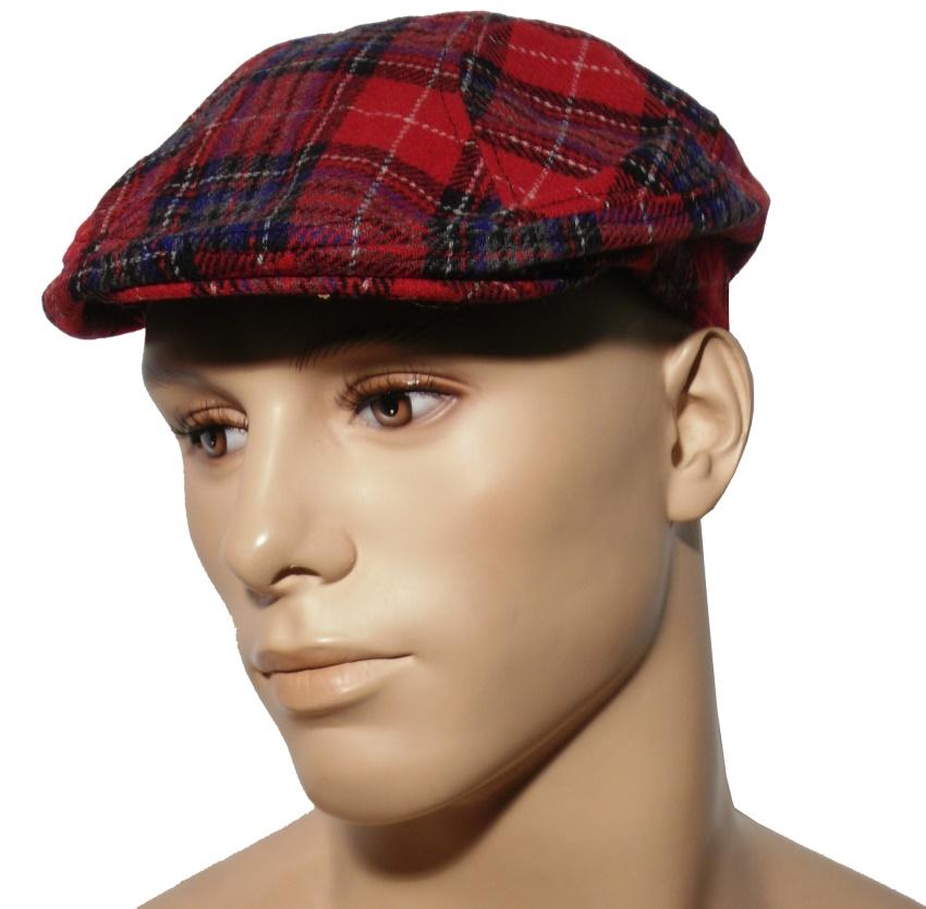 M�tze Flat Hat/Gatsby Hat
