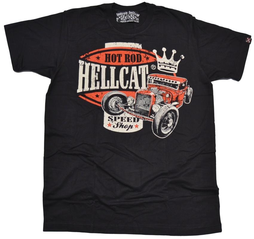 Hot Rod Hellcat T-Shirt Speed King