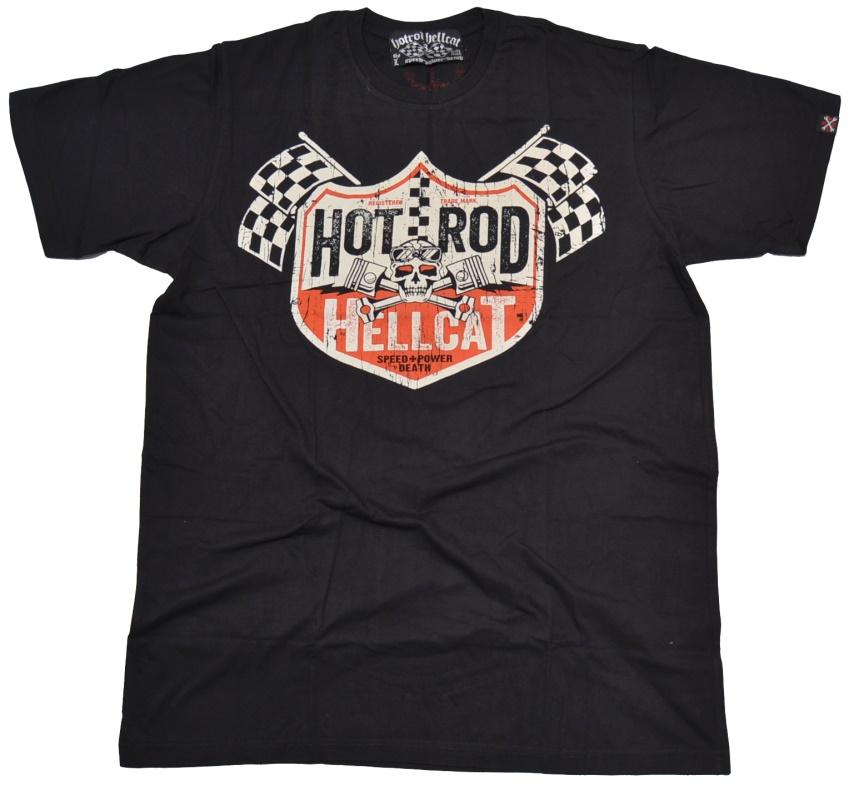 Hot Rod Hellcat T-Shirt Decal