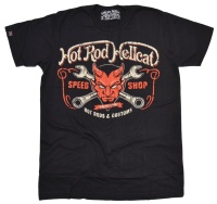 Hot Rod Hellcat T-Shirt Devil