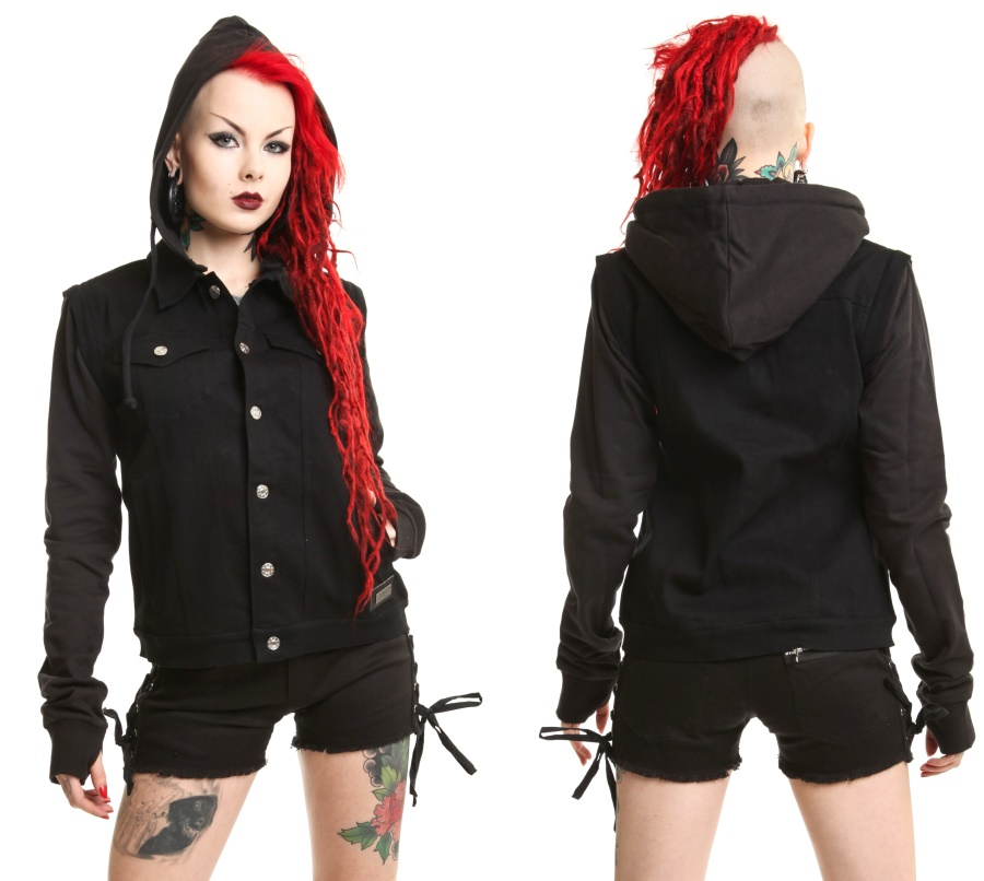 Girljacke Vixxsin Innocent Clothing