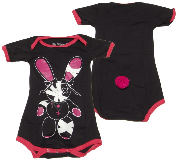 Baby Body Evil Clothing