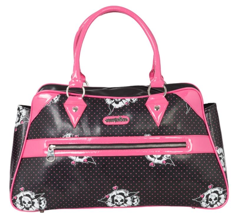 Handtasche im Rockabilly Style Jawbreaker