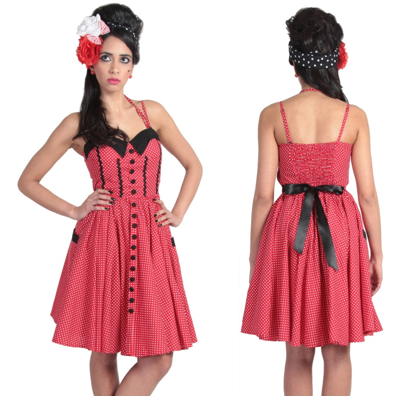 Peggy Sue Dress Hellbunny
