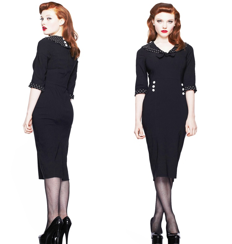 Rockabilly Dress Thelma
