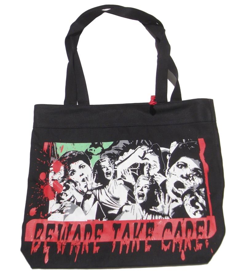Streetbag Beware take care