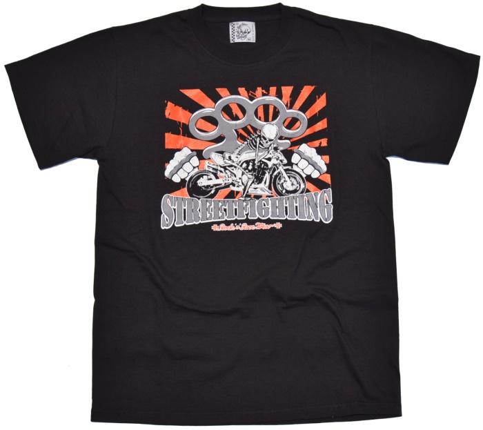 RocknRace Wear T-Shirt Streetfighting