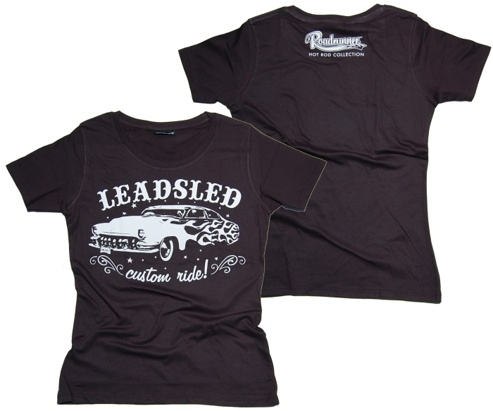 Girl-Shirt Leadsled