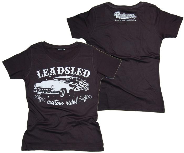 Girl-Shirt Leadsled