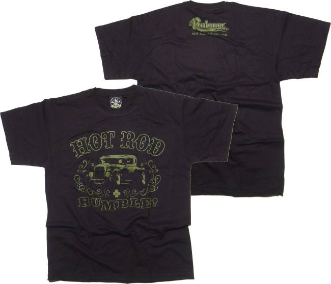 T-Shirt Hot Rod Rumble