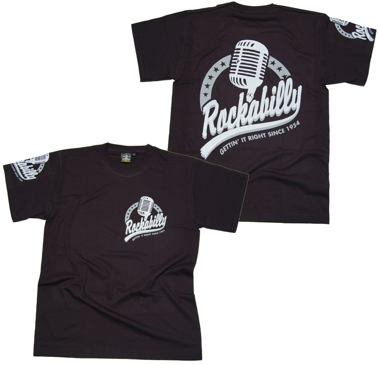 T-Shirt Rocka-billy