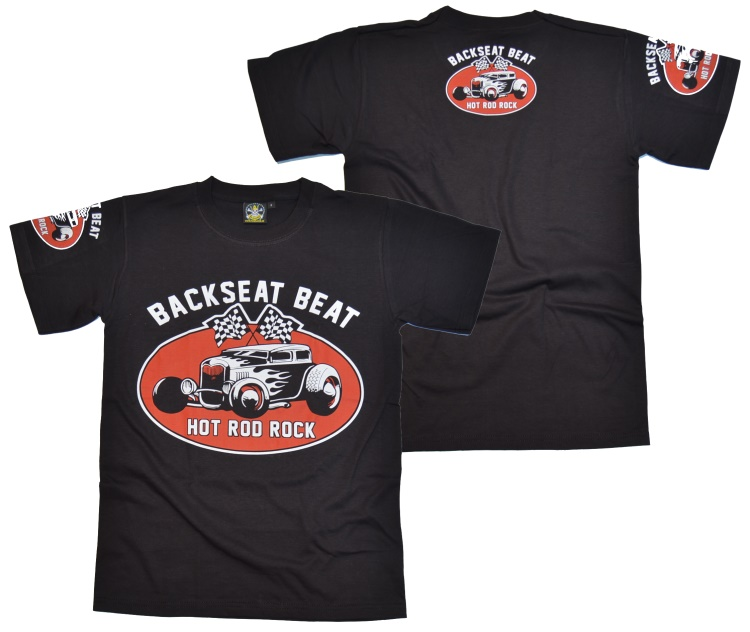 T-Shirt Backseat Beat