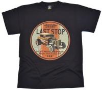 T-Shirt Last Stop