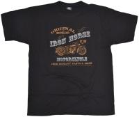 T-Shirt Iron Horse