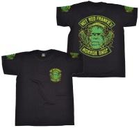 T-Shirt Hot Rod Frankie Horror Shop