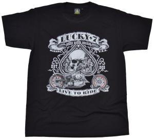 T-Shirt Lucky 7
