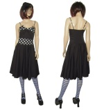 Rock N Roll Kleid Rockabella Boogie Dress