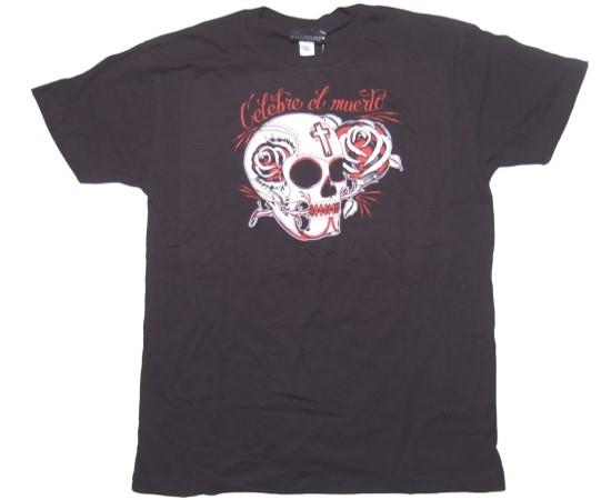 T-Shirt Celebre el muerto