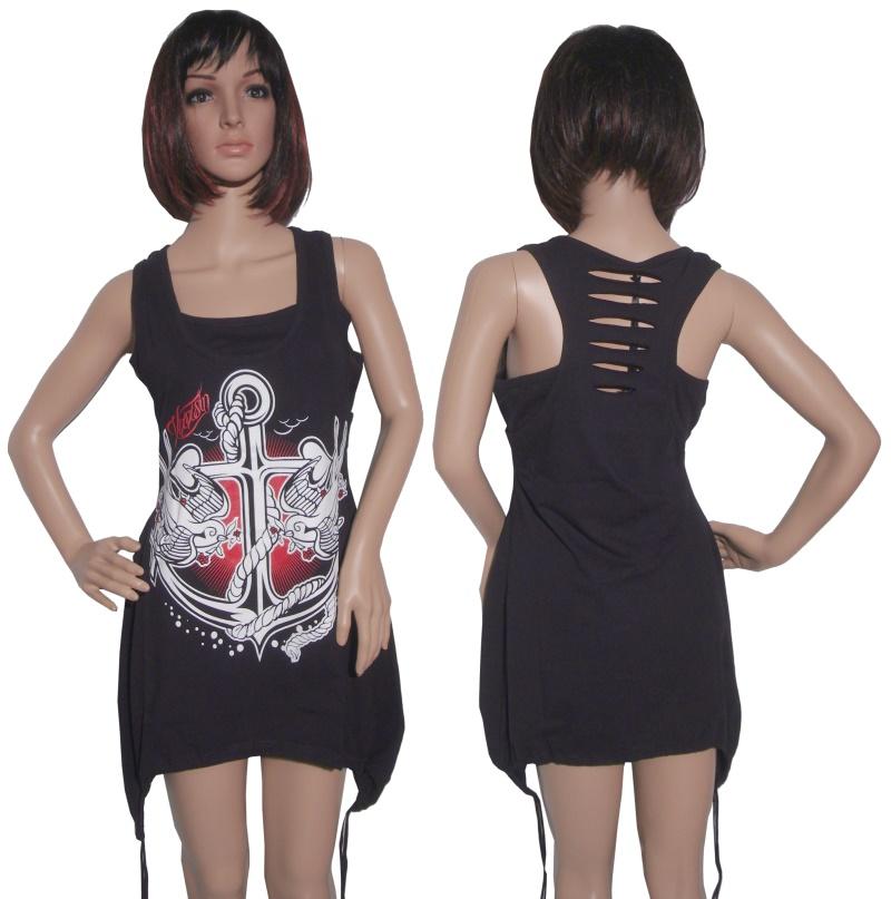 Top Evil Clothing Vixxsin
