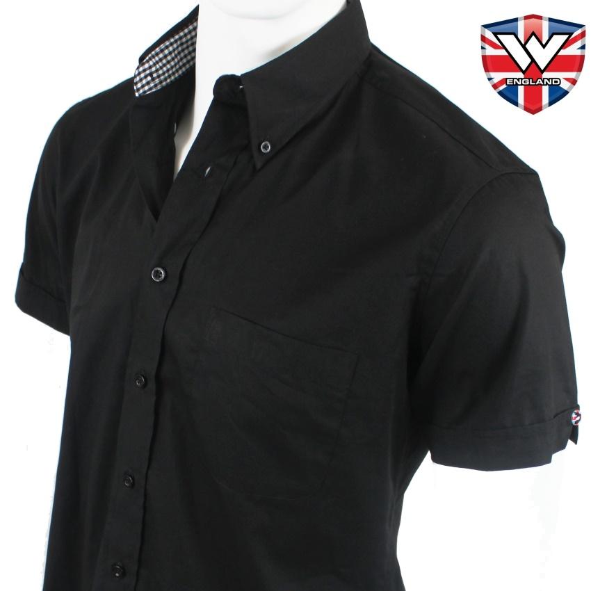 Hemd kurzarm Warrior Clothing