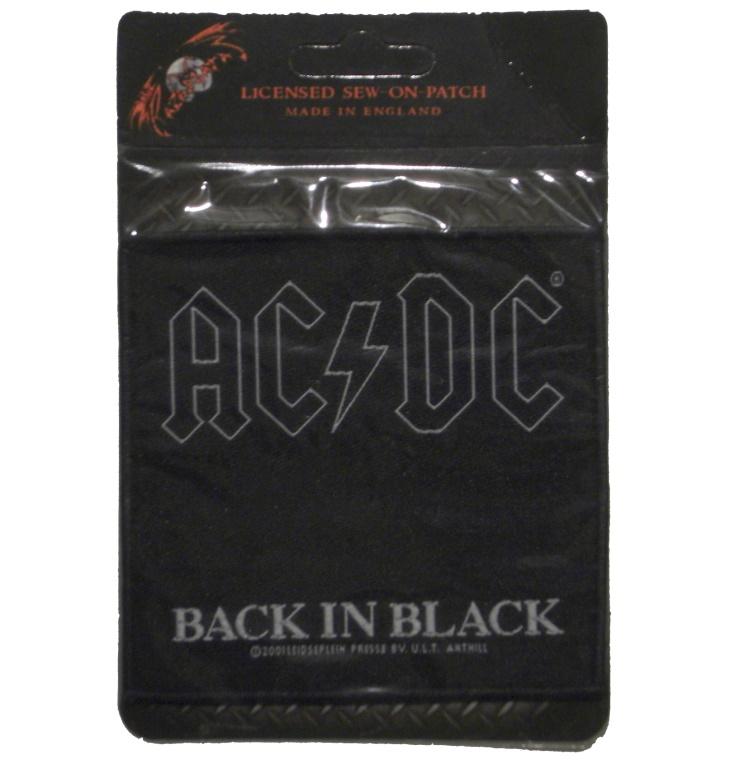 Aufnäher AC DC