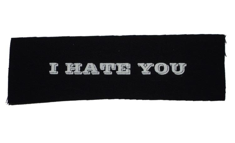 Aufn�her I Hate You