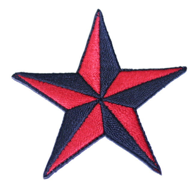Aufn�her Nautical Star rot