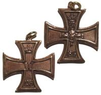 Kettenanhänger EK Bronze BR181