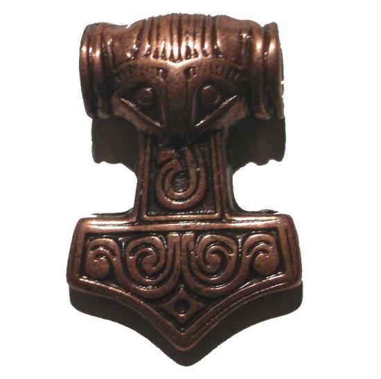 Thorhammer Kettenanhänger
