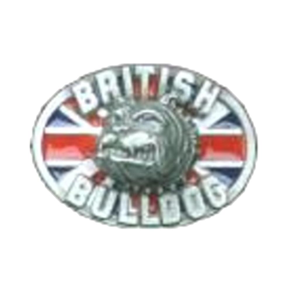 G�rtelschnalle British Bulldog