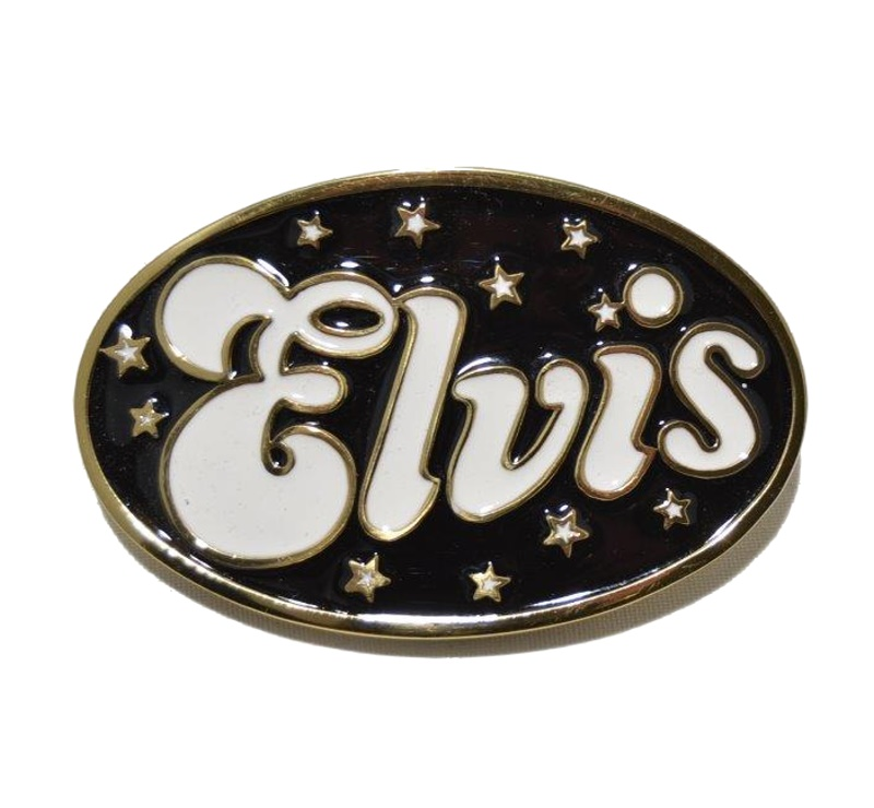 Gürtelschnalle Elvis