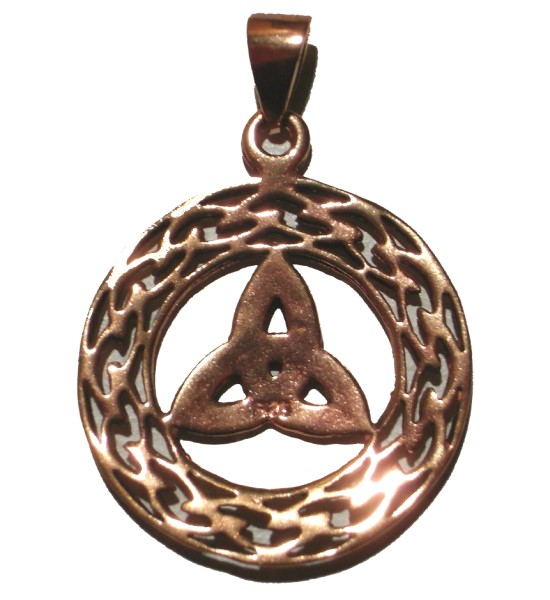 Kettenanhänger Bronze
