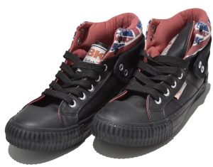 BK British Knights Schuhe Union Jack