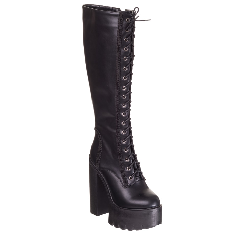 Schnürstiefel Alternative Wear